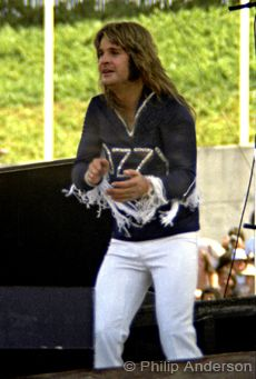 Philip Anderson Photography: Ozzy Osbourne / Blizzard Of Ozz - Day On The Green…
