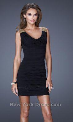 La Femme 20652 Dress - NewYorkDress.com