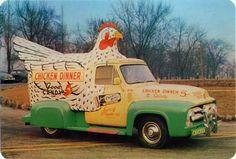 Chicken-mobile