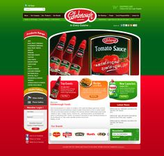 Edinborugh Foods, Product portal and Cart System done by eDesigners. Tomato Sauce, Chutney, Portal, Jelly, Cart, Foods, Fruit, Kitchens, Tomato Gravy
