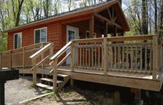 Photo of tahquamenon falls pines camper cabin places to for Cabins near tahquamenon falls