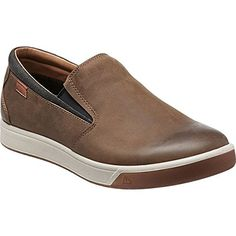 (キーン) KEEN メンズ シューズ・靴 カジュアルシューズ Glenhaven Slip-On Shoe 並行輸入品 新品【取り寄せ商品のため、お届けまでに2週間前後かかります。】 カラー:Cascade Brown カラー:ブラウン