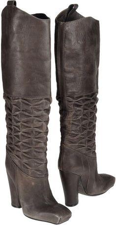 John Galliano ~ High Heeled Boots