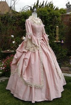 Marie Antoinette Fantasy Gown Your size/Color by RomanticThreads, $850.00