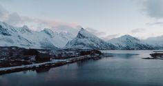 Watch Breathtaking Drone Footage From the Lofoten Islands in Norway | Atlas Obscura