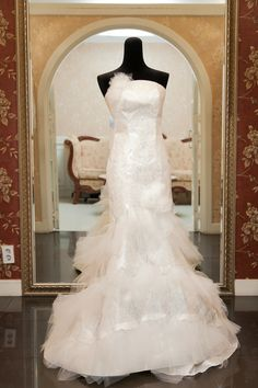 Z:IN VERA WANG Dress Vera Wang Dress, Mermaid Wedding, Wedding Dresses, Fashion, Bride Dresses, Moda, Bridal Gowns, Wedding Dressses, La Mode