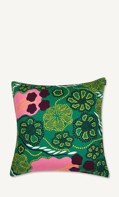 Helmikkä -tyynynpäällinen 50x50cm
