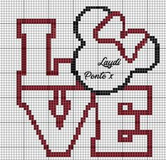 Santa Cross Stitch, Cross Stitch Love, Cross Stitch Books, Beaded Cross Stitch, Cross Stitch Alphabet, Cross Stitch Embroidery, Embroidery Patterns, Disney Cross Stitch Patterns, Modern Cross Stitch Patterns
