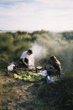 Barbeque by the Beach //Let's Go! - Max Raven @maxraven