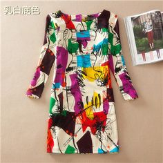 Women Winter Casual Office Dress