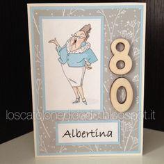 Lo scatolone di Dodò: 80 anni con stile!
