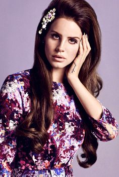 You like your girls insane. | Lana Del Rey #Purple
