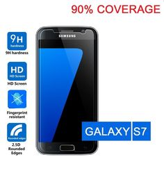 Galaxy S7 Tempered Glass Screen Protector #UnbrandedGeneric