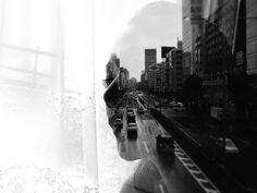 Multiple Exposure Photography by Miki Takahashi