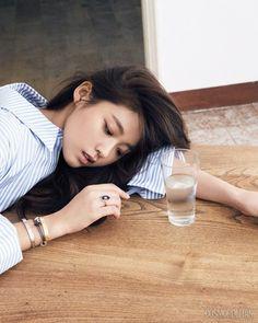 Seolhyun (AOA) for Cosmopolitan Korea Sept Kpop Girl Groups, Kpop Girls, Kim Seolhyun, Korean Girl, Asian Girl, Oh Yeon Seo, Fnc Entertainment, Thing 1, Beauty Shots