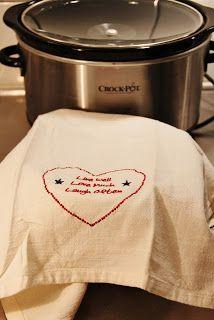 Linn idag: Baka matbröd i Crock Pot