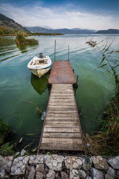 Lake Ioannina, Greece