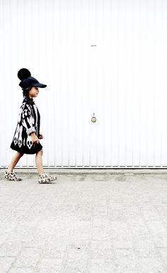Leopard overdose - kids fashion