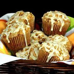 Cinnamon Streusel Orange Muffins photo by sweetserenade - Allrecipes.com - 800203