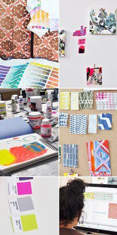 Jenny Pennywood textile design