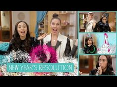 Cassandra Bankson, aka DiamondsAndHeels14, joins Eva on #BeYouTV to talk about their New Year's Resolutions and how to stick to them.