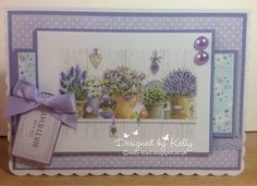 LOTV - English Charm Art Pad with Snow Princess Papers by Kelly Lloyd