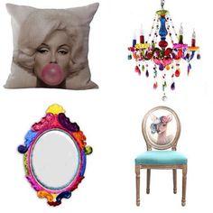 WEBSTA @ domndecor - Всегда самое яркое и интересное для вашего интерьера #интерьер #декор #interiordesign #like4like #domndecor #velvet #chandelier #mirror