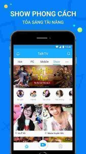 TalkTV – Live Stream Mọi Lúc 3.2.9 Apk Android Apps, Singing, Live