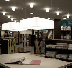 How To Attract Customers, Lighting Design, Innovation, Retail, Home Decor, Light Design, Homemade Home Decor, Retail Merchandising, Decoration Home