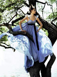 fashionscrewingitup:   Magdalena Frackowiak from Vogue