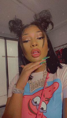 Ig Baddies, Black Girl Magic, Hot Girls, Girly, Celebrities, Hair, Beauty, Carnival, Mood