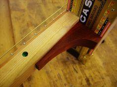 Brax~Tone Delta Bluesbox Guitars (cigar box guitars)