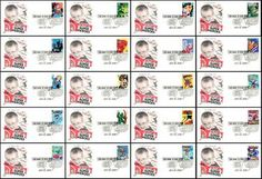 Set Includes: 4084a Superman / 4084b Green Lantern / 4084c Wonder Woman / 4084d Green Arrow / 4084e Batman / 4084f The Flash / 4084g Plastic Man / 4084h Aquaman / 4084i Supergirl / 4084j Hawkman / 4084k Superman Comic Cover / 4084l Green Lantern Comic Cover / 4084m Wonder Woman Comic Cover / 4084n Green Arrow Comic Cover / 4084o Batman Comic Cover / 4084p The Flash Comic Cover / 4084q Plastic Man Comic Cover / 4084r Aquaman Comic Cover / 4084s Supergirl Comic Cover / 4084t Hawkman Comic…