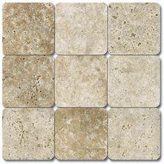 Fresh 4x4 Travertine Tile Backsplash