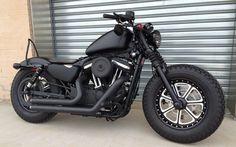 Harley Davidson sportster 48 roland sands diesel wheels