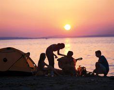 Wild Campen in Europa: Romantik zum Nulltarif