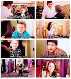 OTH Jamie and Nathan about Haley