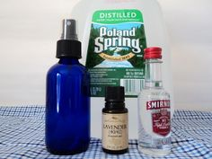 Frugal Foodie Mama: ~Santa's Little Bloggers~ Homemade Lavender Room Spray
