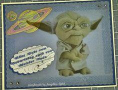 Geburtstagsgrüße für einen Star Wars Fan