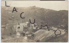 VICTOR Colorado US USA postcard RPPC Cresson Mine mining shaft Skolas photo