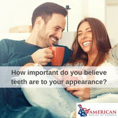 An astounding 83% of people believe their teeth are more important to their appearance than hair and eyes according to a survey conducted by Roper ASW in conjunction with ReachMax.