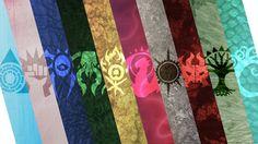 Ravnica Guild Series 1 by deltaraen
