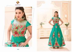 Check out this post - MARINA VOL 1CATLOGSALWAR KAMEEZFABRIC SILK - TOP SHANTOON - BOTTOM NAZNIN - DUPATTA SIZEFREE Rate 2199  created by Hayaafashion and top similar posts, trendy products and pictures by celebrities and other users on Roposo.