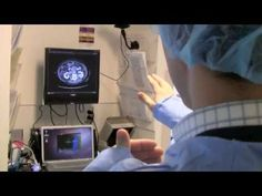 ▶ Xbox Kinect in the hospital operating room - YouTube