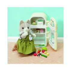 Sylvanian Families - Mother at home