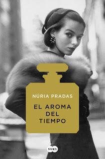 Los libros de Dánae: El aroma del tiempo.- Núria Pradas
