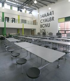 A development project at Alsop High School in Liverpool has incorporated products from Forbo Flooring Systems Marmoleum and Sarlon acoustic vinyl ranges, contributing to a contemporary finish in keeping with the specialist technology college's modern ethos.