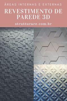 Revestimentos cimentícios de parede 3D são uma ótima solução de design e durabilidade para ambientes especiais. Conheça a nossa linha Milano em http://strutturare.com.br/milano-placas-revestimentos-de-parede/ #revestimentoscimenticios #revestimentodeparede #revestimentos3D #produtoscimenticios #strutturare #arquitetura #designdeambientes #designdeinteriores