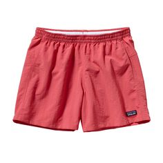 "If it's been done, it's been done in Baggies™. The Patagonia Women's Baggies™ Shorts (5"") are the original funhog, all-dependable, up-for-anything shorts."