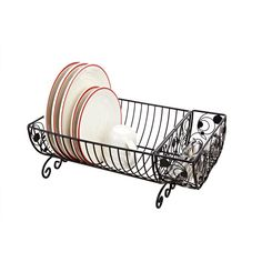 Country Kitchen Dish Rack